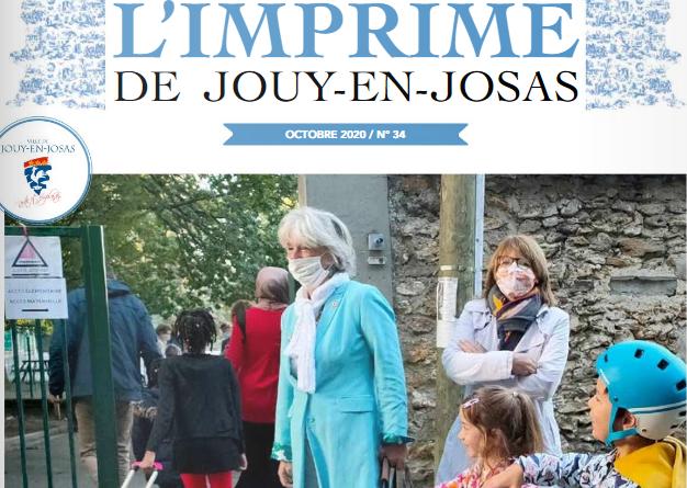 Un partenariat entre le CTJ, l'éducation nationale et la mairie de Jouy-en-Josas