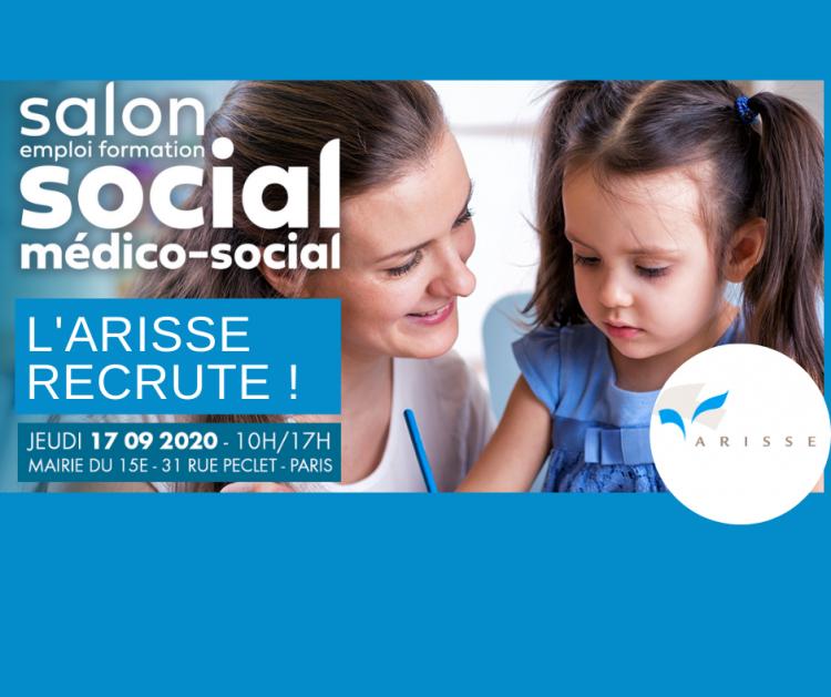 Nous recrutons sur de nombreux métiers des secteurs médico-social et sanitaire !