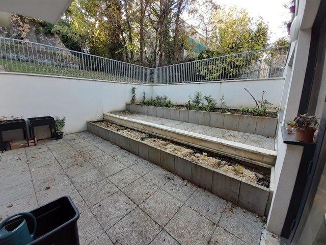 La Fondation Truffaut finance l'aménagement des terrasses extérieurs de l'IME Arpège (Ivry sur seine)