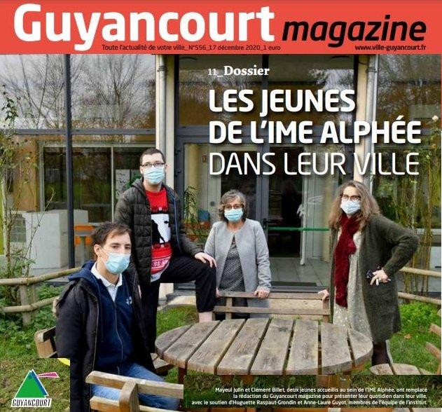 A Guyancourt : une mairie fière d'accueillir un IME sur son territoire