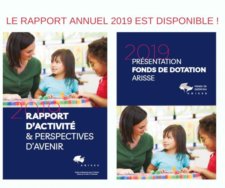 Le rapport 2019 est disponible !
