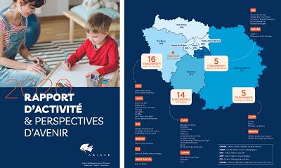 Rapport 2020 : découvrez les projets et actions de l'association