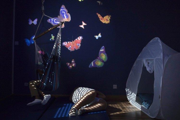Comment se fabriquer une petite salle sensorielle maison ?